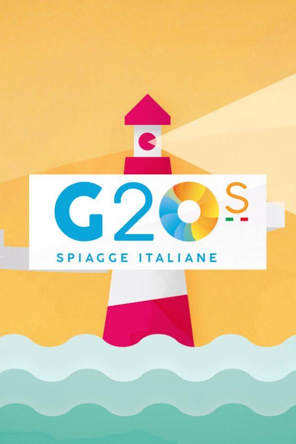 G20s Consorzio Bibione video animazione promozione